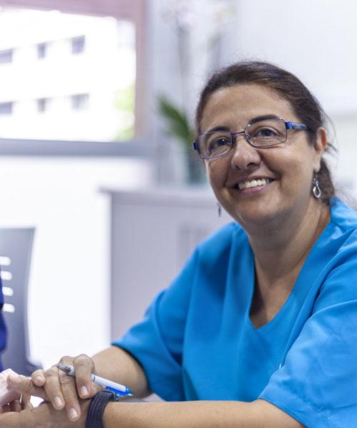 Begoña Alfonso dentistas Alcoy